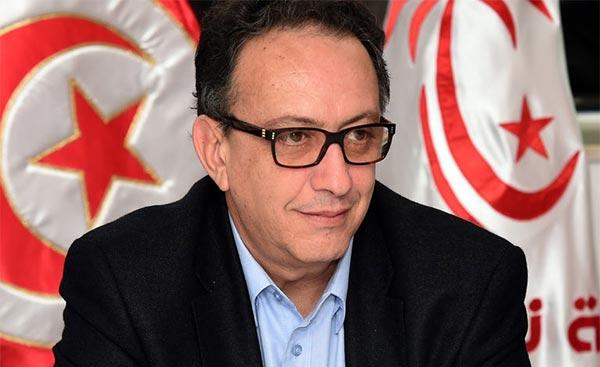 Hafedh Caïd Essebsi appelle Mohamed Ben Salem à ne pas s'ingérer dans les affaires internes de Nidaa Tounes
