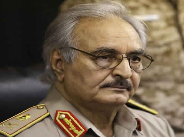 خليفة حفتر في تونس قريبا