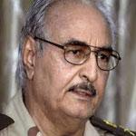 حفتر يتعهّد بشن هجوم بري لتحرير طرابلس