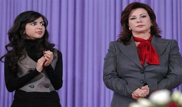 بالصّور : ظهور نادر لبن علي و زوجته في حفل خطوبة إبنتهما حليمة
