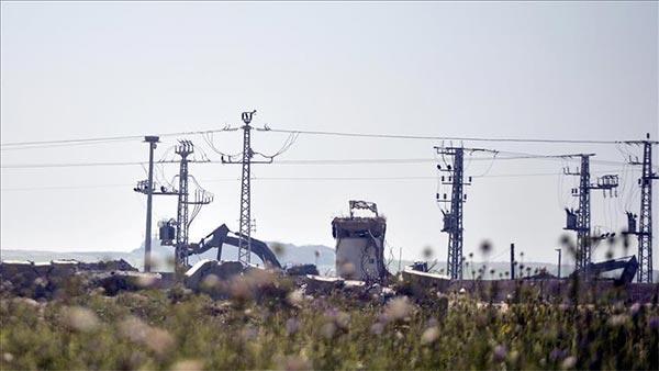 حماس: بناء جدار أسمنتي في محيط غزة استفزاز للمقاومة الفلسطينية