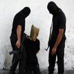 حماس تعدم 18 تشتبه في تعاونهم مع اسرائيل