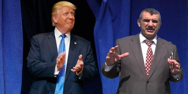 Election américaine : Hechmi Hamdi, premier politicien tunisien à réagir et se compare à Donald Trump