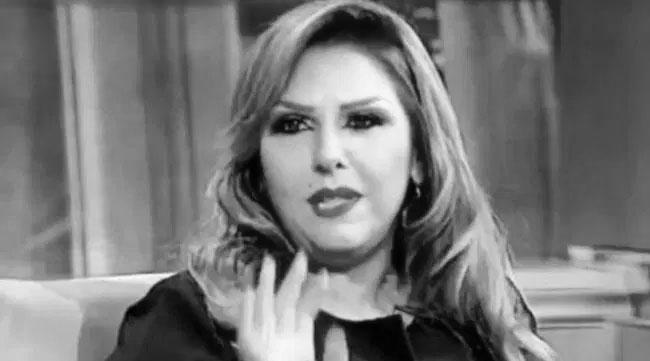 عاجل، وفاة الفنانة منيرة حمدي