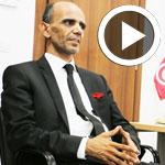 En vidéo : Mohamed Hamdi dépose sa candidature à la Présidentielle
