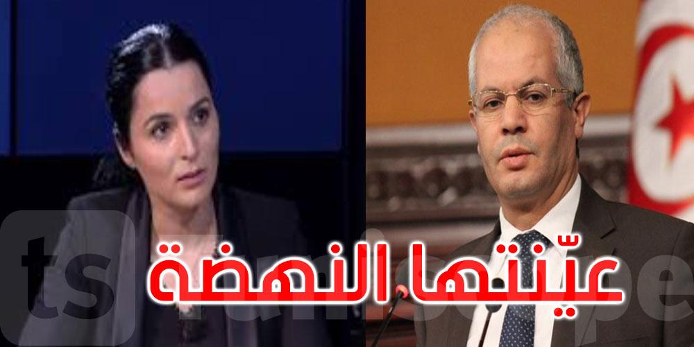بالفيديو: عماد الحمامي: ألفة الحامدي تعيين نهضاوي
