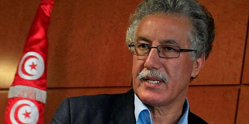 Hamma Hammami affirme qu'il n'a pas annoncé officiellement sa candidature à la Présidentielle