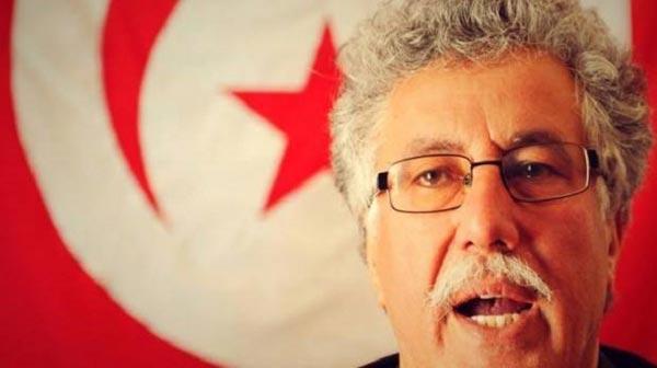 Hamma Hammami : Les Tunisiens manifestent leur colère en hiver
