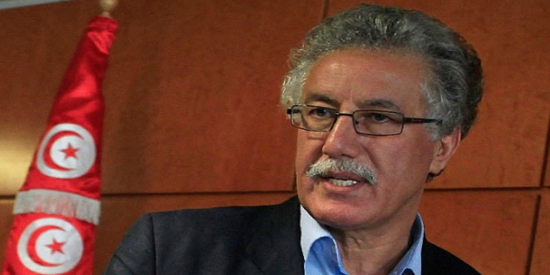 انتخاب حمة الهمامي أمينا عاما لحزب العمال