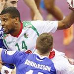 Mondial-2015 de handball (Groupe C- 2e journée): défaite de l'Algérie devant l'Islande (24-32)
