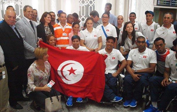 Jeux paralympiques 2016 : La Tunisie participera finalement avec 31 athlètes
