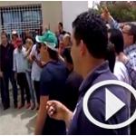 فيديو: العاملون في قناة حنبعل يدخلون في إضراب بـ3 أيام