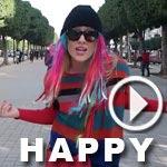 En vidéo : L'expérience Happy racontée par la danseuse et  réalisatrice Asma El Costantini