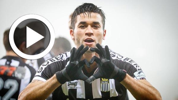 Il ne lui a fallu que 69 secondes : Hamdi Harbaoui marque son premier but avec Charleroi