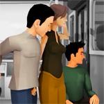 Préparation d'une campagne contre l'harcèlement sexuel dans le transport public