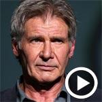 En vidéo : Harrison Ford blessé dans un accident d'avion