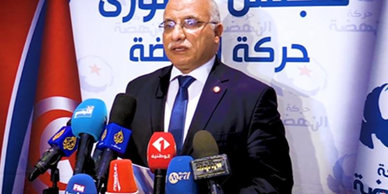 رسمي، موقف النهضة من حكومة الفخفاخ ''سنجنب البلاد إنتخابات سابقة لأوانها''