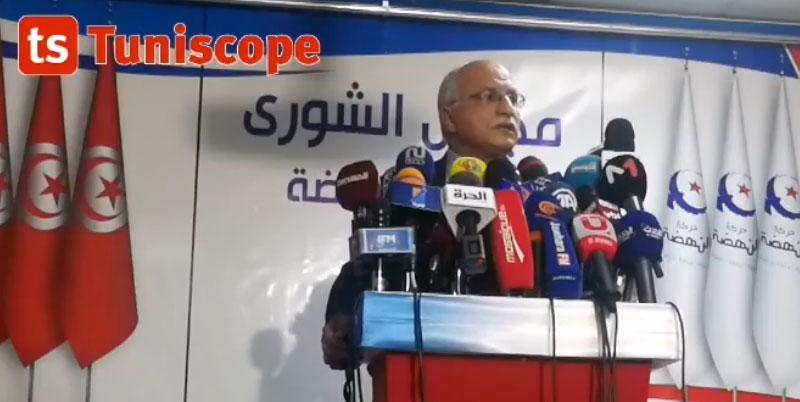 Harouni : Ennahdha ne veut pas monopoliser le gouvernement