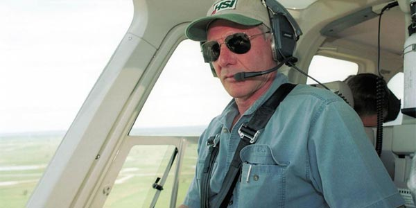 Harrison Ford a failli provoquer un grave accident d'avion