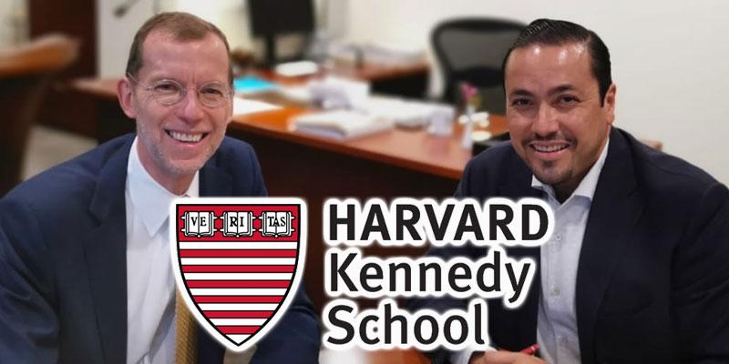 Lancement de la Hamida Ben-Gacem Fellowship Fund à la Harvard Kennedy School