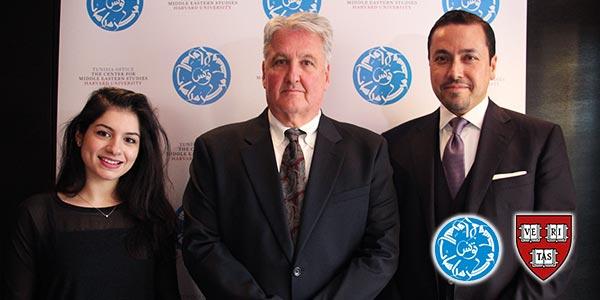 En vidéos : Hazem Ben Gacem annonce l'inauguration du bureau régional de Harvard à Tunis