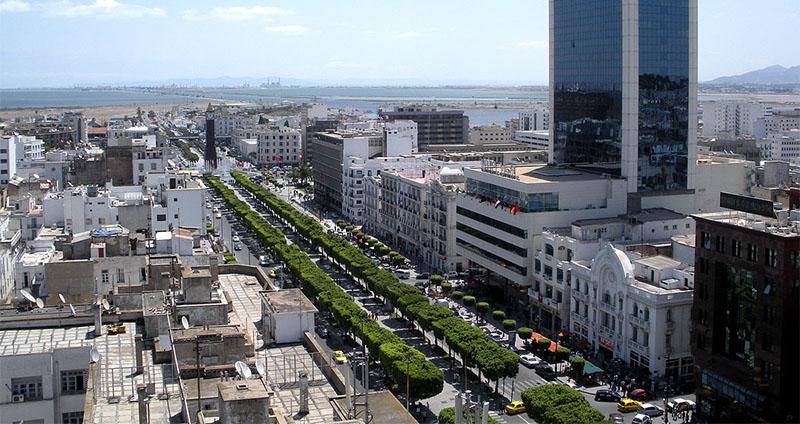 تحجير جولان العربات بشارع الحبيب بورقيبة في جزئه الممتدّ بين ساحة 14 جانفي وساحة الاستقلال