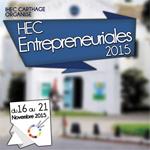 Semaine Mondiale de l'Entrepreneuriat à l'IHEC Carthage du 16 au 21 novembre