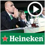 En Vidéo-Heineken : National Bartender Final 2014, les meilleurs bartenders tunisiens