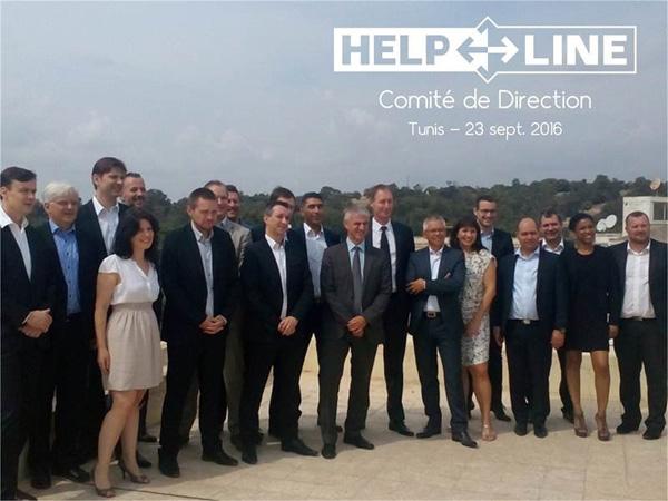 Six ans après son implantation à Tunis, HELPLINE annonce le doublement des effectifs d'ici 2 ans de sa filiale tunisienne