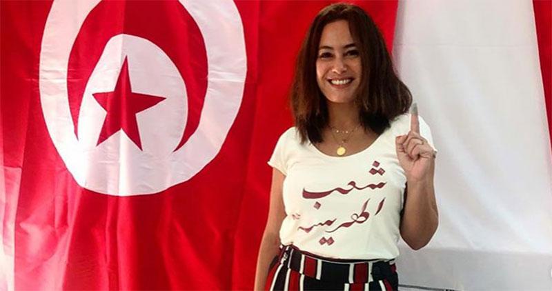 بالصور: هند صبري تنتخب في مصر