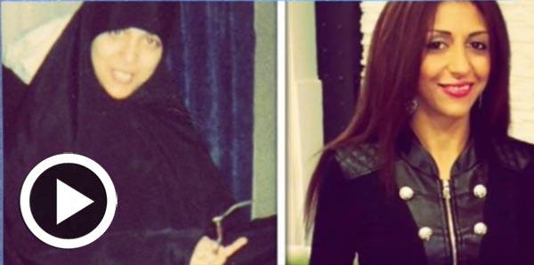 Vidéo : Ancienne salafiste, Henda Aayari enlève son niqab sur le plateau de Thierry Ardisson