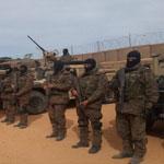 الانتهاء من أشغال الستار الترابي على الحدود التونسية الليبية