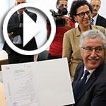 En vidéo : Hamma Hammami dépose sa candidature à la Présidence