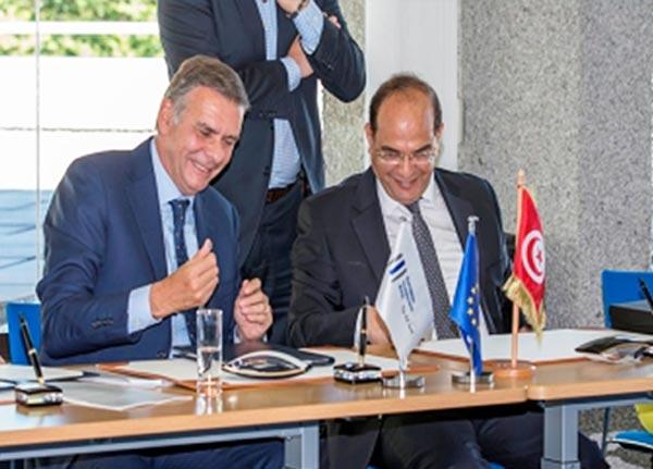اتفاقية بين الهيئة الوطنية لمكافحة الفساد والبنك الأوروبي للإستثمار