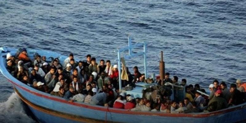 غرق 13 مهاجرة قبالة سواحل لامبيدوزا الإيطالية