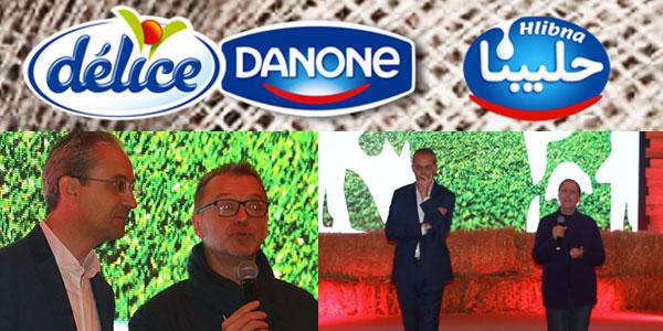 En vidéos : Délice Danone présente 'Hlibna' et 'Évolution' destinés aux éleveurs