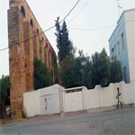Photo du jour : 'Les Hnaya' de Zaghouan décor d'un jardin !