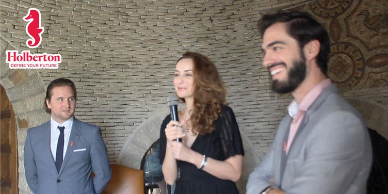 En vidéo : Holberton School ouvre sa première école en Tunisie