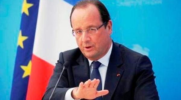 هولاند: داعش أعلن الحرب على فرنسا