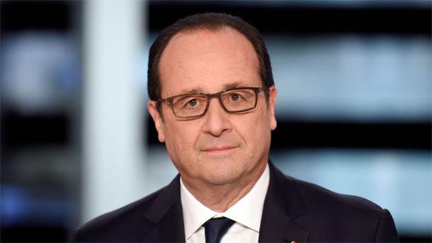 Hollande souhaite le score ''le plus élevé'' pour Emmanuel Macron