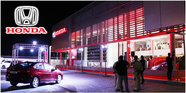 En vidéo : Inauguration du premier showroom Honda en Tunisie