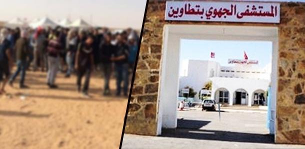 Le directeur de l'hôpital de Tataouine dément le décès d'un deuxième protestataire
