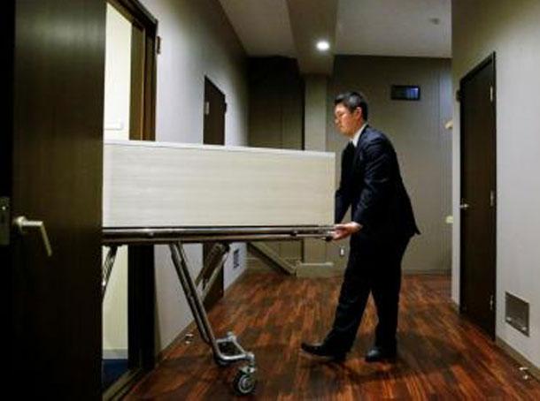 فنادق الجثث عمل يزدهر في اليابان وسط غضب بعض السكان