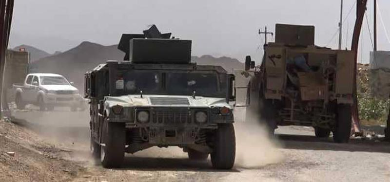 هجوم فاشل للحوثيين يكبدهم خسائر في ميدي
