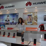 HUAWEI ouvre son premier magasin à Tunis