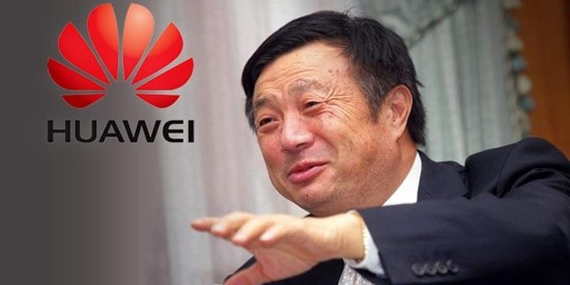 Pour le fondateur de Huawei : Les relations ne sont pas détruites par un morceau de papier du gouvernement américain