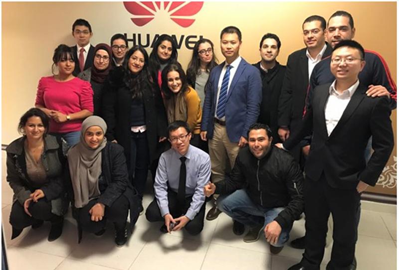 Les étudiants tunisiens à la pointe des TIC grâce à Huawei