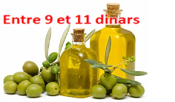 Le prix du litre d'huile d'olive entre 9 et 11 dinars selon Samir Taïeb