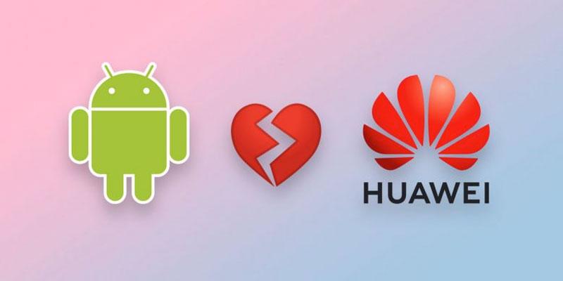 La réponse de Huawei au Blocage de Google