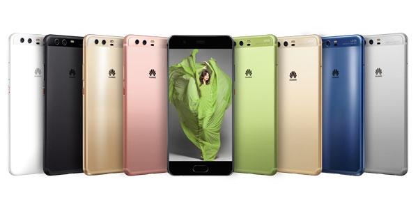 Huawei lance la série P10 et P10 Plus, une superbe combinaison entre art et technologie